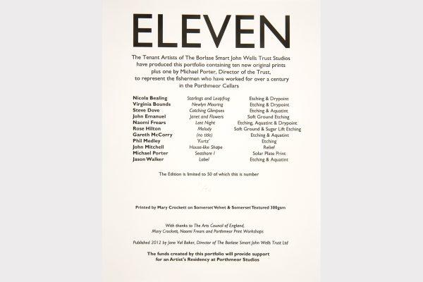 Eleven Preface